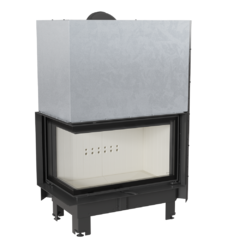 Fireplace MBO 15 left BS guillotine