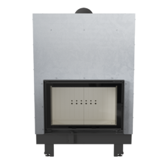 Fireplace MBO 15 guillotine