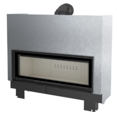 Fireplace MB 120 guillotine